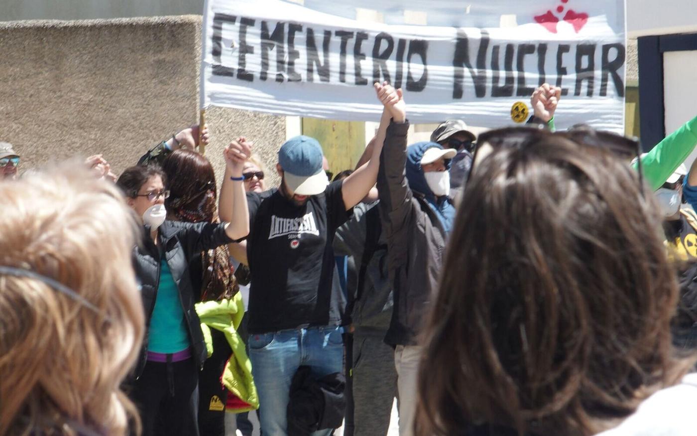 Cientos de ciudadanos marcharon por novena vez a Villar de Cañas