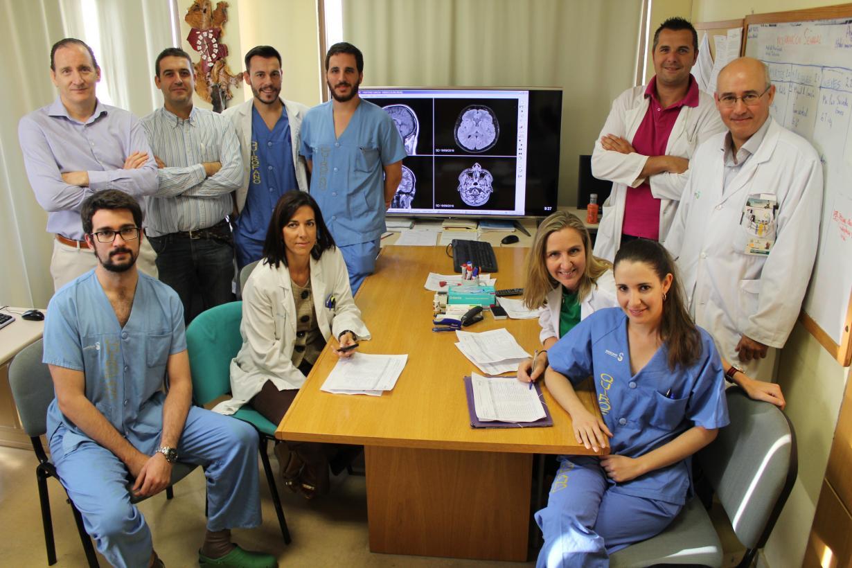 El Hospital de Toledo organiza el XXII Congreso Nacional de Neurocirugía al que asistirán más de 1.000 especialistas