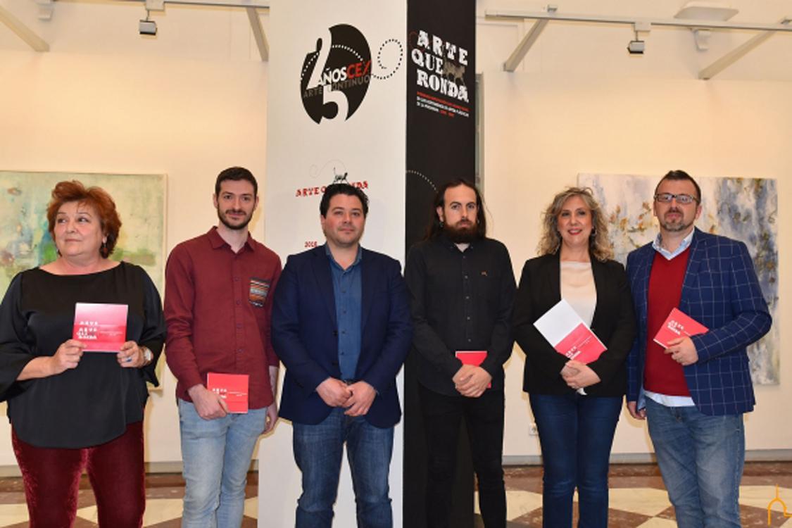"""""""Arte que ronda"""", una exposición con las obras que han sido 'Premio Diputación' de los certámenes de Ciudad Real"""