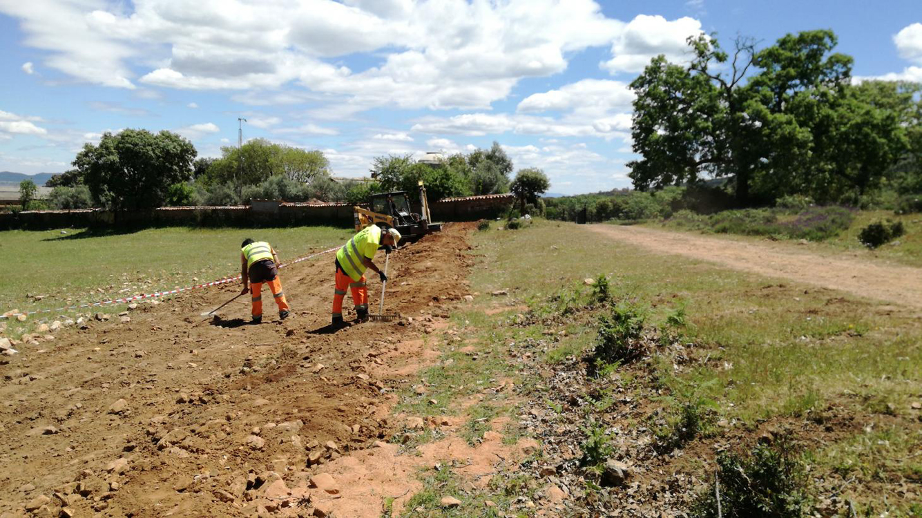 Castilla-La Mancha hace realidad la llegada del suministro de agua a la Venta de la Inés